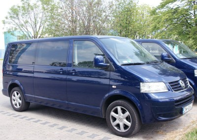 Busy Volkswagen Caravelle