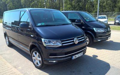 Komfort i bezpieczeństwo – tak poszerzamy flotę o nowe Volkswageny